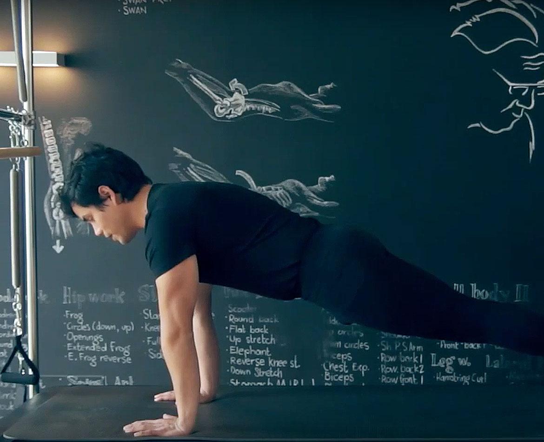 Pilates par adelgazar