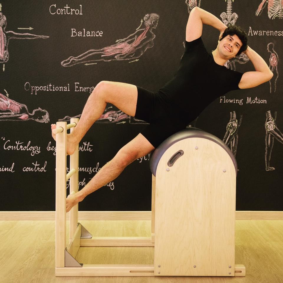 sesiones virtuales de pilates desde casa
