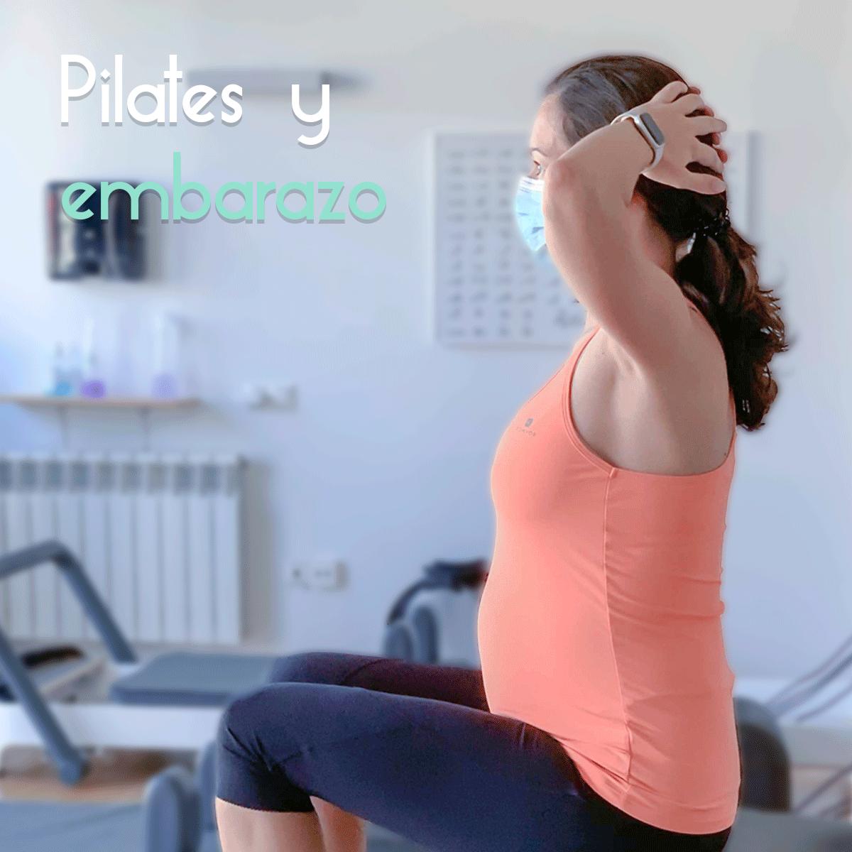 Pilates y embarazo