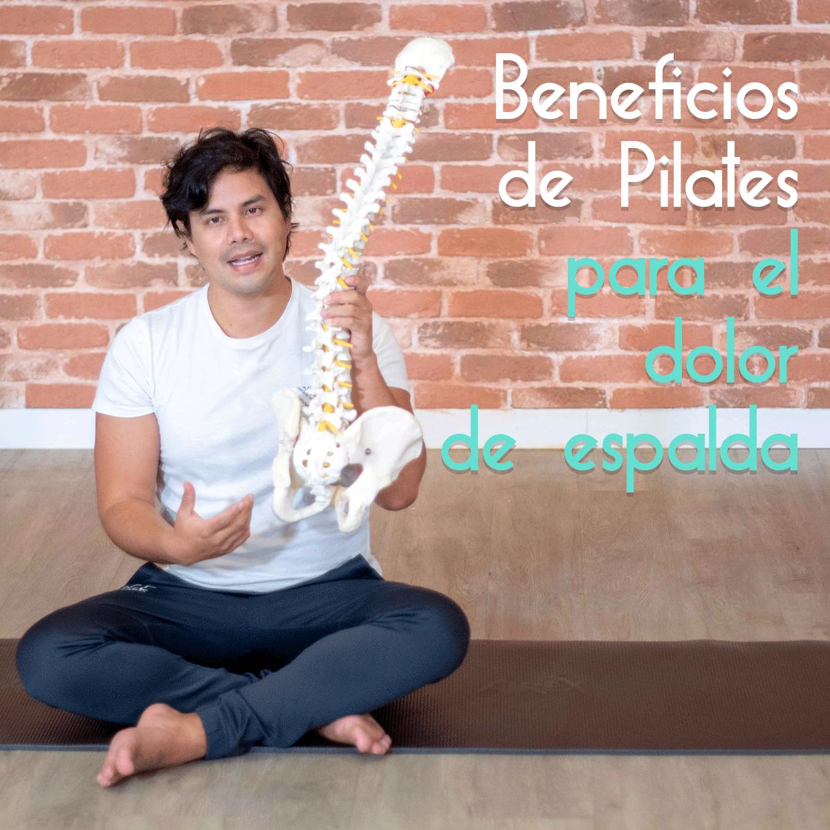 Beneficios de Pilates para el dolor de espalda