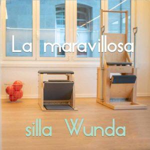 Wunda y electric chair