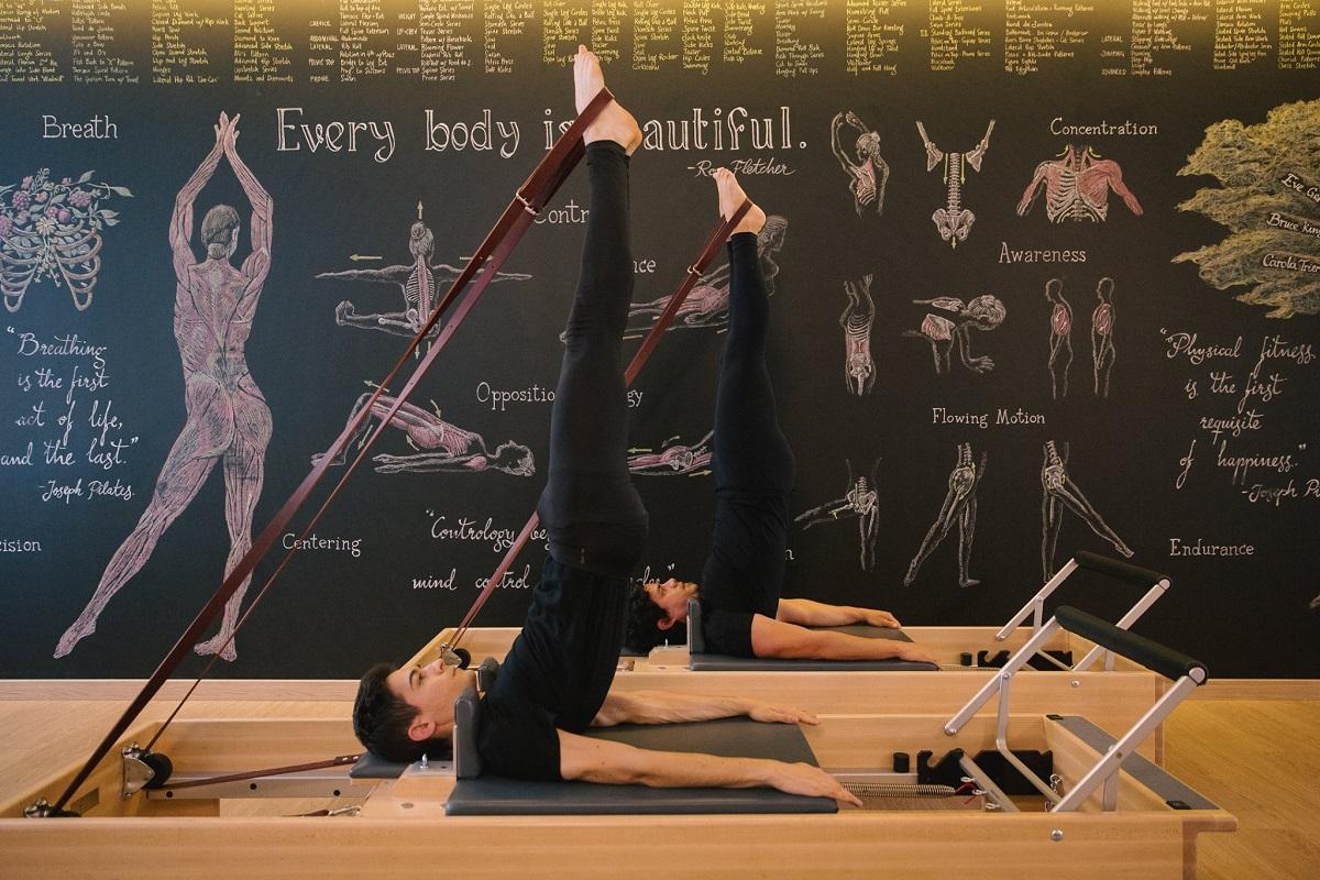 Los ejercicios más rápidos del método Pilates