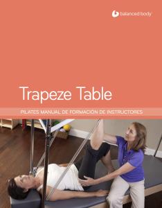 Curso de Trapeze Table
